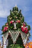 Thai Style Flower Decoration Stock Photos