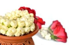 Thai Style Garland Stock Photo