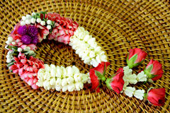 Thai Style Garland. Royalty Free Stock Image