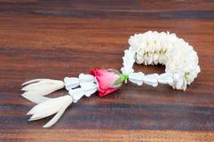 Thai style garland Royalty Free Stock Photo