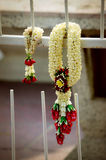 Thai style garlands Stock Images