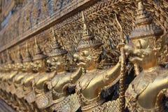 Thai style Garuda 2 Royalty Free Stock Images