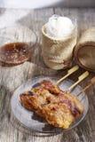 Thai style grilled pork Royalty Free Stock Photo