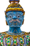 Thai style guardian giant Royalty Free Stock Photography
