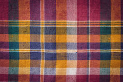 Thai style handcrafted textile made by silk from northeast, Thai Royalty Free Stock Photos
