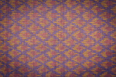 Thai style handcrafted textile made by silk from northeast, Thai Stock Images