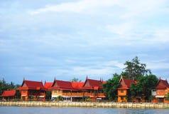 Thai style home Stock Photos