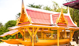 Thai style house. Stock Image