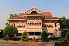 Thai style house. House of thai style building Stock Images