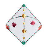 Thai style kite Royalty Free Stock Photos