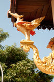 Thai style lamp statue Stock Photo