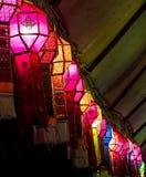 Thai style lantern Royalty Free Stock Photography