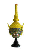 Thai style mask Stock Images