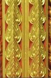 Thai style molding art Stock Photos