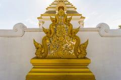 Thai style motif Royalty Free Stock Image