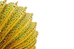 Thai Style Naga Head Royalty Free Stock Photo