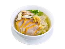 Thai style noodle Stock Photography
