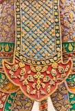 Thai style pattern Royalty Free Stock Image