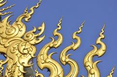 Thai style pattern Royalty Free Stock Photo