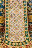 Thai style pattern design Stock Images