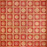 Thai style pattern Stock Photo