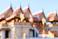 Thai style pavilion. Stock Photos