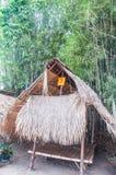 Thai style pavilion Stock Image