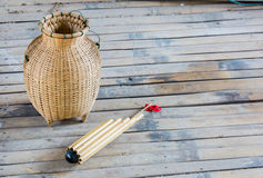 Thai Style Percussion Musical Instrument and indigenous.local li royalty free stock photo