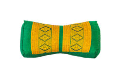 Thai style pillow Royalty Free Stock Photos