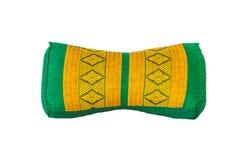 Thai style pillow Royalty Free Stock Photos