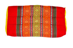 Thai style pillow Stock Images