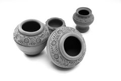 Thai Style Pottery Stock Images