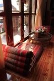 Thai style relax corner Royalty Free Stock Image