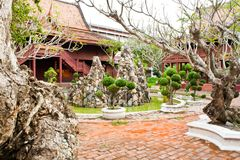 Thai style Resort Stock Images