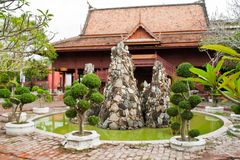 Thai style Resort Royalty Free Stock Photo