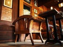 Thai style room Stock Image