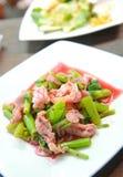 Thai Style salad Stock Image