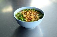 Thai style sea food sauce Royalty Free Stock Photos