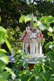 Thai style spirit house, Thailand Stock Image