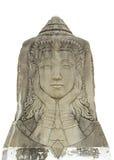 Thai style statue Royalty Free Stock Photo