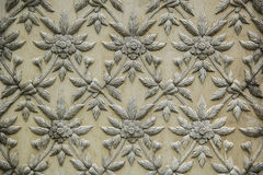 Thai style stucco. In temple Stock Images
