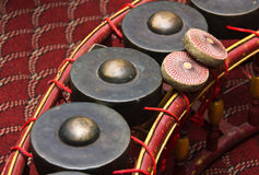 Thai Style Xylophone Royalty Free Stock Photos