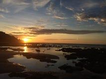 Thai Sunset stock photos