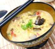 Thai suppe Stock Photos
