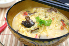 Thai suppe Royalty Free Stock Photos