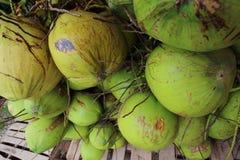 Thai sweet Coconut Royalty Free Stock Photos