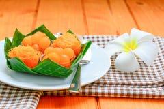 Thai sweet desert Stock Images