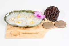 Thai sweet dessert Royalty Free Stock Images