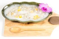 Thai sweet dessert Royalty Free Stock Image