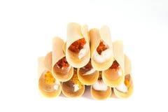 Thai sweet snack Stock Image